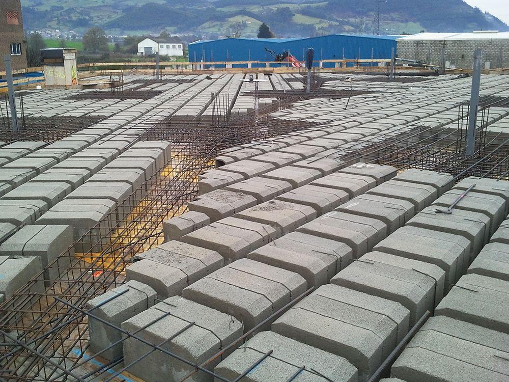 Rocacero, soluciones integrales en prefabricados de hormigón