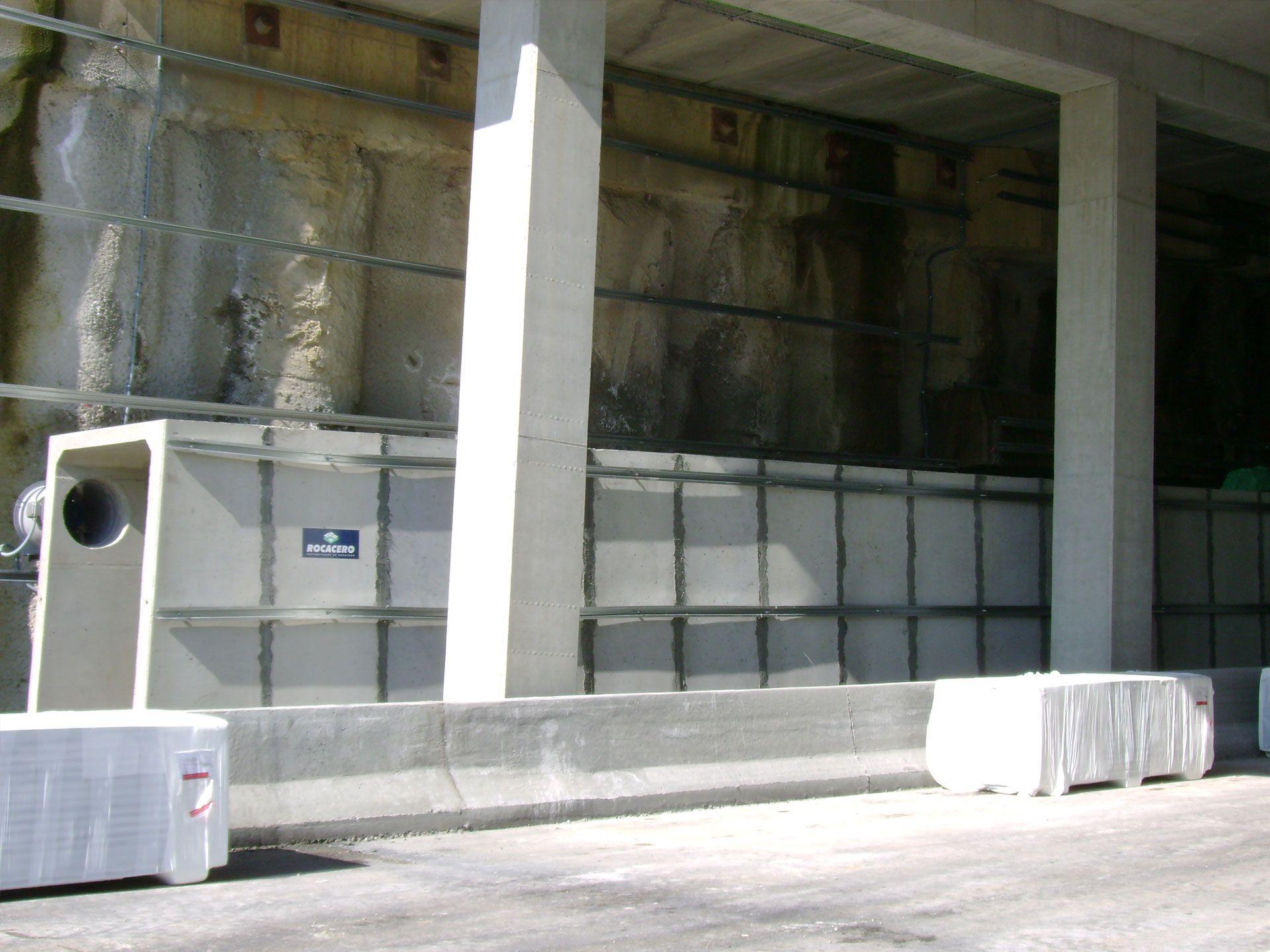 Túnel de La Marga